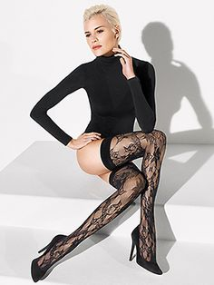 Wolford Online Shop > Tights and Hosiery > Evelyn Stay-Up