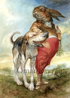 Dog of the Hare