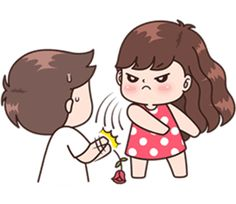 This love for you, send your love to your couple. Cute Chibi Couple, Love Cartoon Couple, Boy And Girl Cartoon, Cute Couple Art, Cute Couples, Cute Love Stories, Cute Cartoon Pictures, Cute Love Pictures, Cute Love Gif