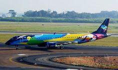 Azul Brazilian Airlines E190 (PR-AXH)