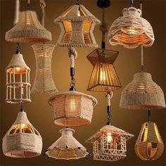 find singles hanging-bulb-lights-diy/hanging-bulb-lights-diy-retro-loft-vintage-hemp-rope-pendant-light-pendant-lamp-industrial-bulb-hanging-lamp-home-interior-wall-decor-catalog/ people dating protocal for adults Rope Pendant Light, Pendant Lamp, Pendant Lights, Vintage Stil, Retro Vintage, Vintage Lamps, Kitchen Lighting Fixtures, Wooden Lamp, Diy Home Crafts
