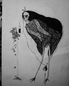 #darkart #goth #gloomy