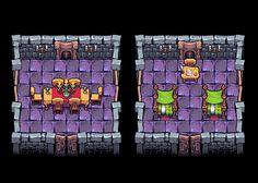 Castle internal