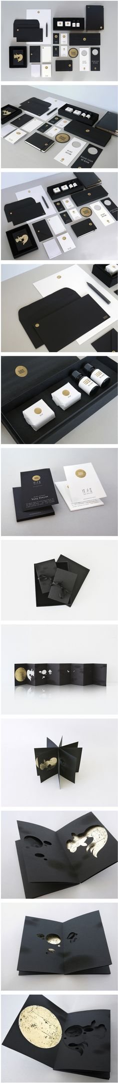 MOON WATER HOME HOTEL BRANDING on the Student Show