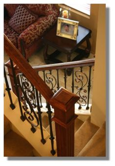 IRON STAIR BALUSTERS Call 818 335 7443 Stair Parts, Balusters,stair Treads