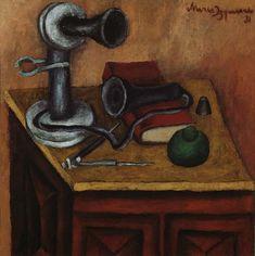 Museo Blaisten - El teléfono de María Izquierdo