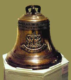 London ships bell