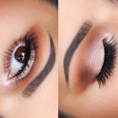 Clean and Simple @anastasiabeverlyhills #dipbrow in dark brown…