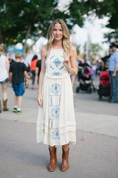 5 Foolproof outfits for Country Music Fetivals