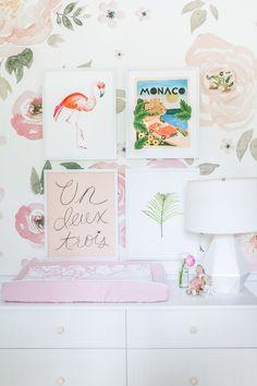 Nursery Art in Monik