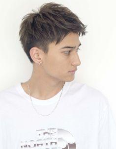 Hair Designs For Men, Asian Short Hair, Shot Hair Styles, Boy Hairstyles, Male Face, Haircuts For Men, Beautiful Boys, Hair Cuts, Hair Beauty