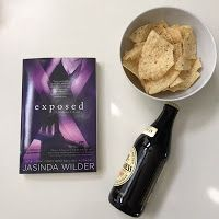 Exposed by Jasinda Wilder - http://jacquelinesreads.blogspot.com/2016/03/exposed-madame-x-2-jasinda-wilder-review.html