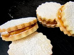 Peruvian caramel cookie - Peruvian Alfajores - One soft, creamy, buttery bite of an Alfajor and you'll taste the sweet spices of a nectar that is centuries old — and my favorite cookie since I was a child.
