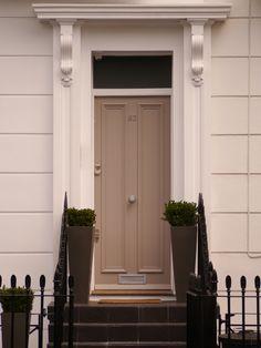 The London Door Company - Front Door Richmond, Surrey - LDC Grey ...
