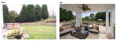 Before and After Exteriors | BOWA Luxury Home Renovations and Remodeling