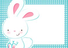 Uau! Veja o que temos para Convite 5 Páscoa Coelhinho Cute Azul