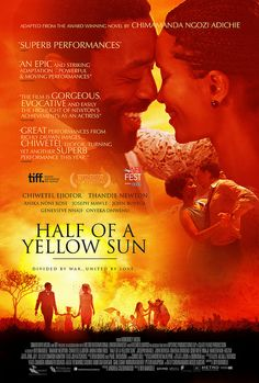"Official Poster for ""Half of a Yellow Sun"" by monterey media, via Flickr"