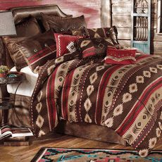 Rustic Bedding & Cabin Bedding - Black Forest Decor