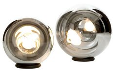 Mirror Ball Medium Table lamp Floor lamp Ø 40 cm by Tom Dixon - Design furniture and decoration with Made in Design