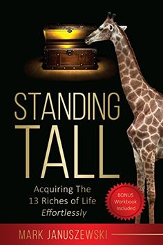 Best selling author of Standing Tall: Acquiring the 13 Riches of Life Effortlessly will soon be launching the September 2016 Session of The Master Key Experience. Get on the Early Bird List at the link!