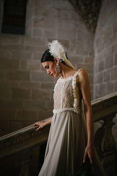 vestidos novia 2018 Juana Rique