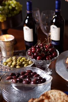 """Host a Wine Find! Guests bring their favorite """"cheap"""" wine, along with a simple food pairing. Award prizes for the winners for the best white, red, and sparkling."""