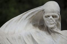 Veiled Death by Eugenio Mondejar on 500px