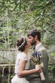 Wilderness Wedding at Smithgall Woods State Park