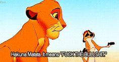 Dark Versions of Disney Scenes