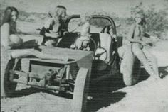 part of the Manson dune buggy battalion