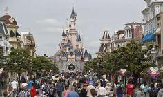 Man arrested with two guns near Disneyland Paris | World news | The Guardian