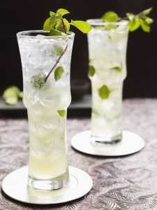 P.F. Chang's Yuzu Ginger Mojito.  Had this the other day: so amazing.