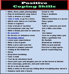 Stress management : Positive coping skills by Blake Flannery