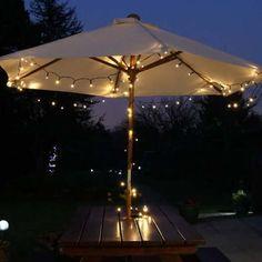 Solar Multi-Function Fairy Lights