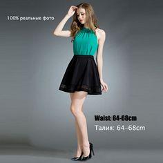 Fashion Grid Design women skirt elastic faldas ladies midi skirt  Sexy Girls mini Pleated skirts saias Korea clothes-in Skirts from Women's Clothing & Accessories on Aliexpress.com | Alibaba Group