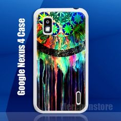 Dream catcher colorful Google Nexus 4 Case Cover