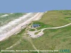 Maarup Kirke - Church that is 1 hour from Grenen, Skagen Denmark - Where the North Sea meets the Baltic Sea!