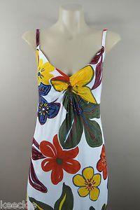 ONE Free Size Ladies Maxi SUN Dress Casual Boho Hippie Gypsy Beach Festival   eBay