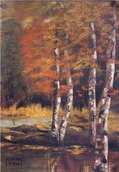 Autumn - Kimon Loghi