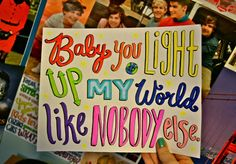 You light up my world like nobody else sexy one direction photography zayn malik louis tomlinson niall horan harry styles zayn liarn payne What Makes You Beautiful, You're Beautiful, Beautiful Lyrics, Beautiful Pictures, 1d Songs, Love Songs, Beautiful One Direction, One Direction Lyrics, Direction Quotes