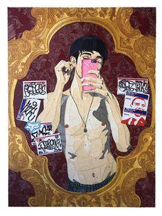 Work — Anthony White Anthony White, Nyc Art, Art Fair, New Work, Contemporary Art, Sculpture, Texture, Fine Art, Wallpaper
