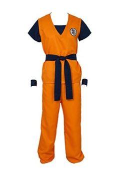 DRAGON-BALL-Z-Son-Goku-Turtle-senRu-Cosplay-Costume-Outfits-2565-0