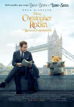 You are watching the movie Christopher Robin on Putlocker HD. Working-class family man Christopher Robin encounters his childhood friend Winnie-the-Pooh, who helps him to rediscover the joys of life. 2018 Movies, Netflix Movies, New Movies, Disney Movies, Good Movies, Scary Movies, Ewan Mcgregor, Winne The Pooh, Winnie The Pooh Friends