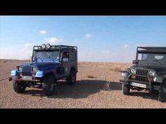 Riding Iran's Dunes مصر