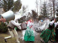 Dyngus Day: A Polish Easter Tradition in Buffalo, N.Y.