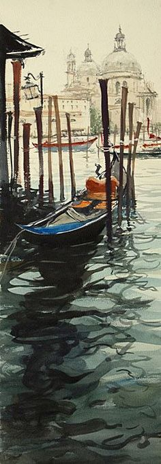 Kazuo Kasai Gallery Venetian Wave  —  at Italy