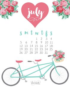 Desktop Wallpapers Calendar July 2016 - Wallpaper Cave