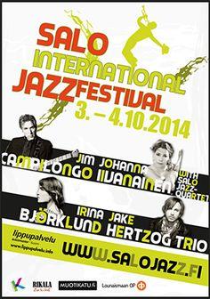 Salo International Jazz Festival on SaloJazz ry:n vapaaehtoisvoimin järjestämä intiimi, korkeatasoinen jazzfestari.