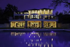 FOR SALE - Architectural Gem on .75 Acre #luxury