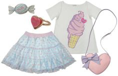 MILK is a wonderful store for a Fairy Kei!
